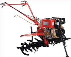 Seaftech Mini Tractor Mini Rotavator Rotary Tiller Power Tiller